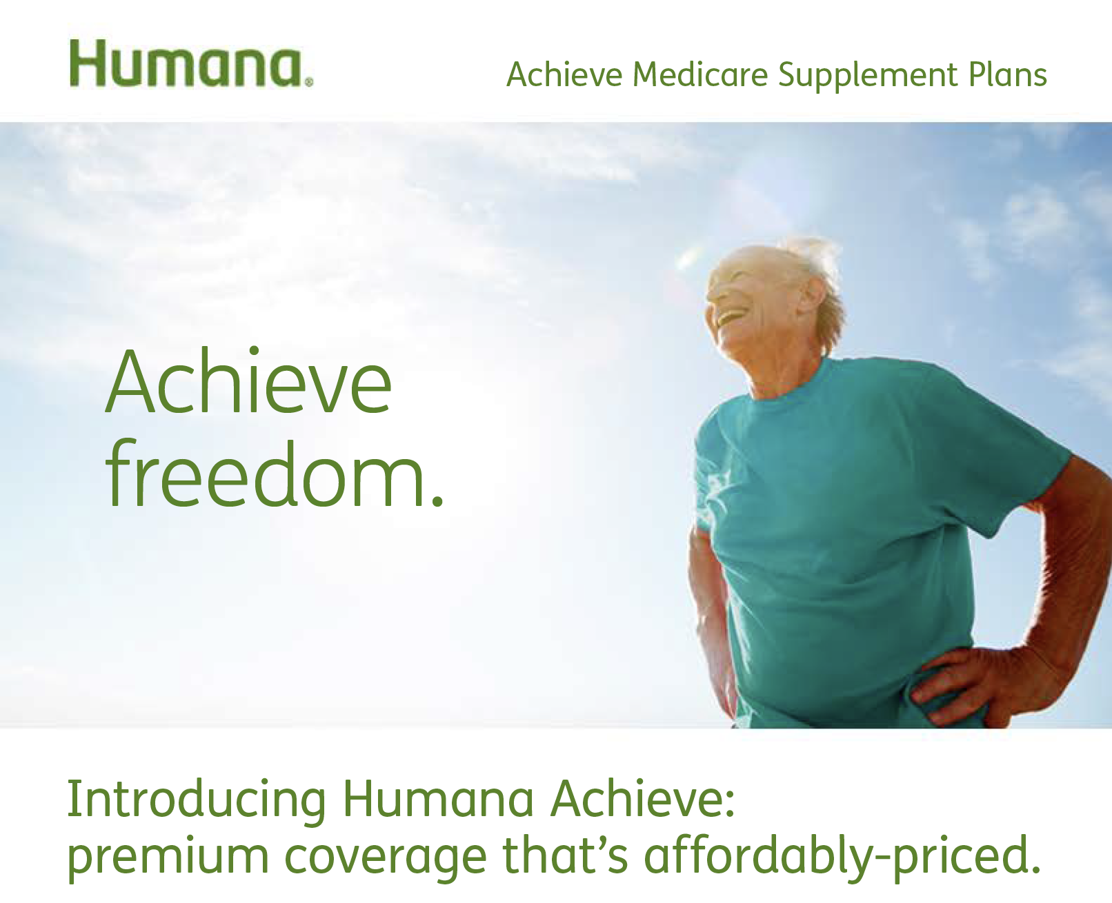 Humana Achieve Agent Recruiting Materials